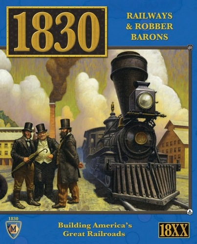 1830: Railways and Robber Barrons