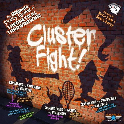Cluster Fight cover