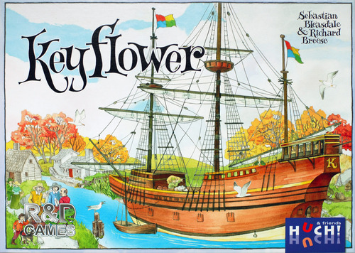 Keyflower cover