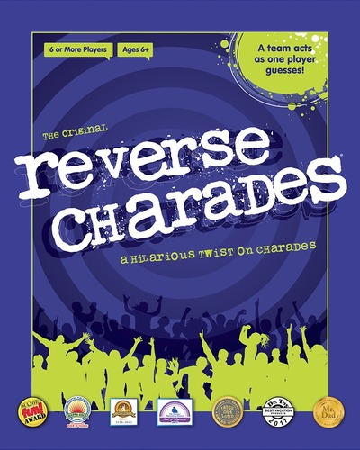 Reverse Charades cover