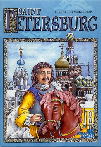 St. Petersburg cover