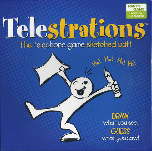 Telestrations cover