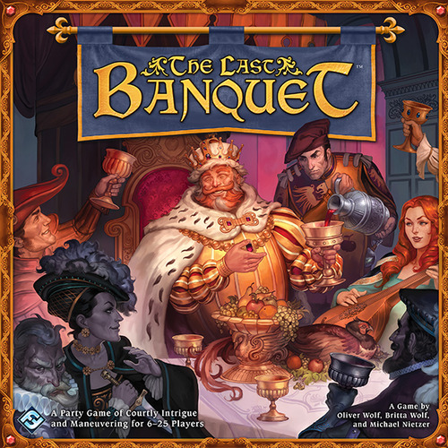 The Last Banquet cover