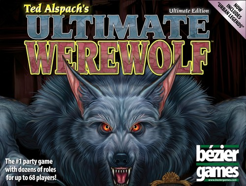 Ulitimate Werewolf cover